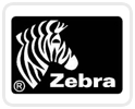 Zebra Farbband Laminat Chip cut out clear Top ZXP 8 Series