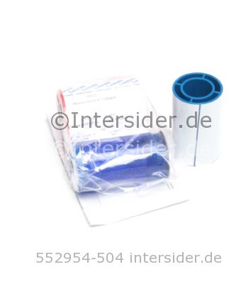 Datacard Farbband SP35 55 75 rot