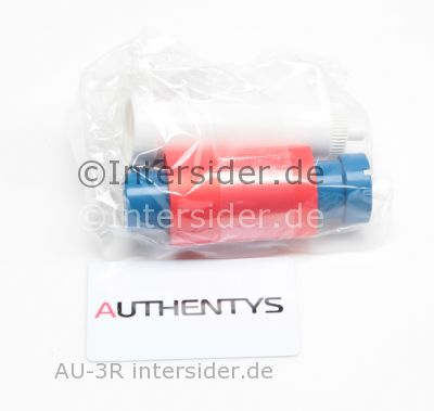 Authentys Farbband rot
