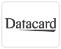 Datacard DuraGuard Laminat 0,5mil Full Card smart card wind